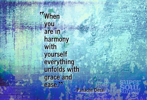 Grace and ease