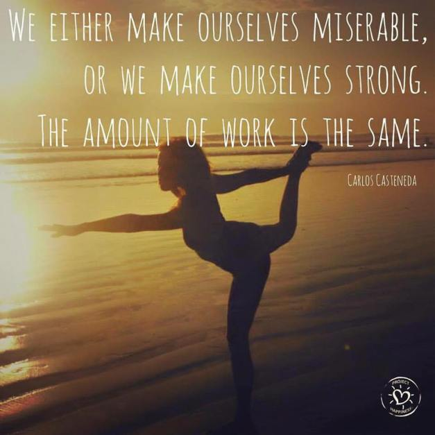Make strong