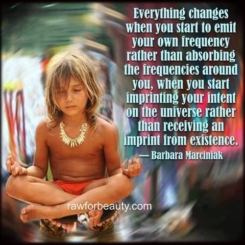 Your own frequency
